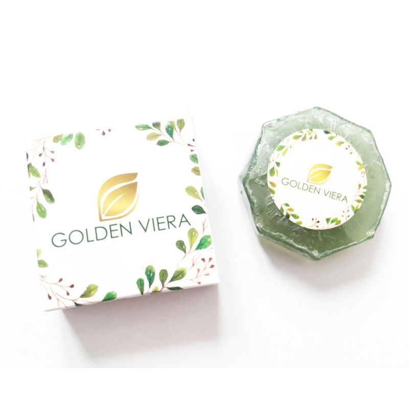 Golden Viera Soap