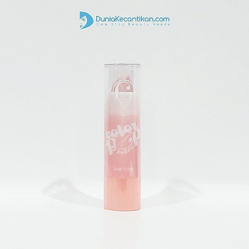 Color Pop Lipbalm Madame Gie Cosmetics