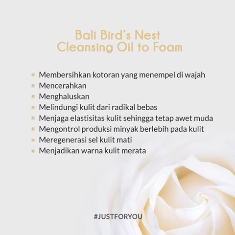Manfaat Kissforri Cleansing Oil To Foam