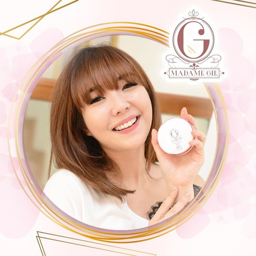 Total Cover BB Cushion Madame Gie